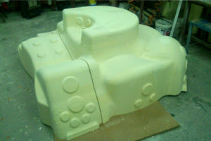 Jacuzzi, forma, model