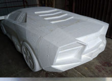 Lamborghini Reventon zestyropianu