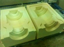 Forma doodlewania betony - styrodur