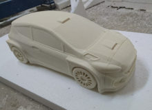 Forda Fiesta Proto wskali 1:8