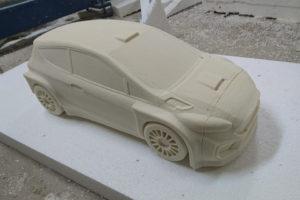 Forda Fiesta Proto w skali 1:8