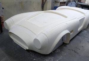 Cobra auto model