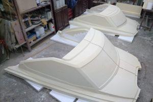 Owiewka model wycinanie CNC