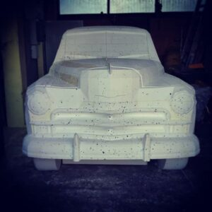 Stare zabytkowe auto